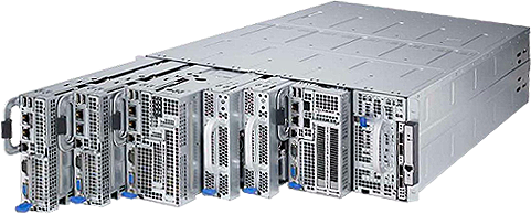 Серверы Dell PowerEdge серии C